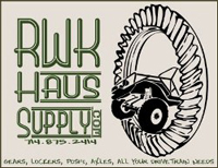 Rwk Haus Supply