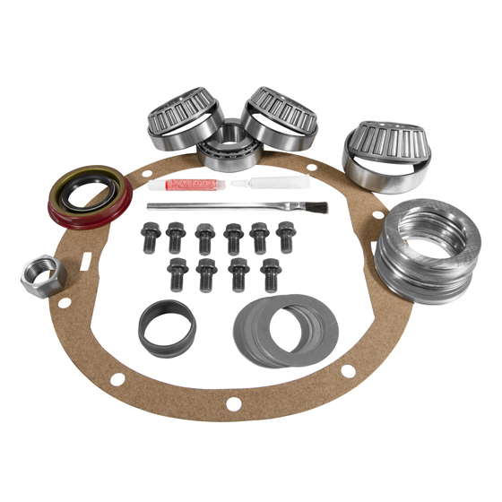 Crush Sleeve Eliminator Kit for GM 7.5//8.2 Differential SK CSGM7.5 Yukon Gear /& Axle